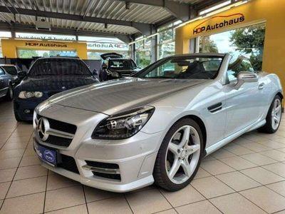 gebraucht Mercedes SLK200 SLK Roadster SLK 200*Navi*Scheckheft*Xenon* Hd.