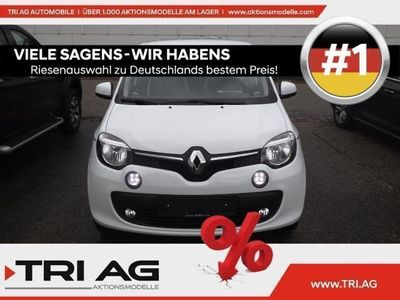 used Renault Twingo Intens 0.9 TCe 90 LED-Tagfahrlicht RDC Kl