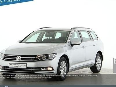 gebraucht VW Passat Variant 2.0 Comfortline SHZ NAVI ACC EU6 - Klima,Sitzheizung,Alu,Servo,