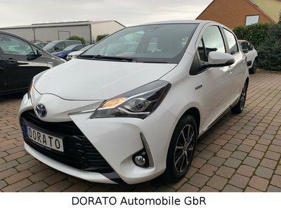 gebraucht Toyota Yaris Hybrid Team D - SHZ - Spurhalteassistent