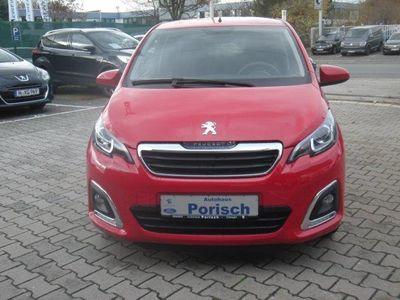 gebraucht Peugeot 108 PureTech 82 Allure *Klimaanlage* *Bluetooth* *LED*