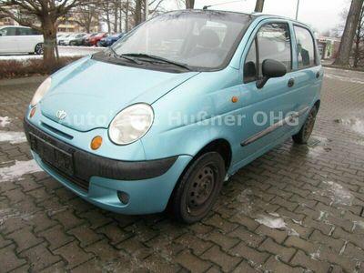 gebraucht Chevrolet Matiz -Limo 5-Türig 1,0l SE-KLIMA
