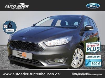 gebraucht Ford Focus 1.5 TDCi Business StartStopp (Navi Klima Einparkhi
