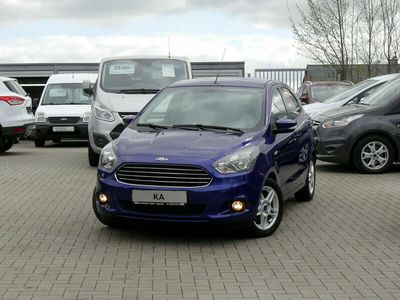 gebraucht Ford Ka Plus 1.2 Ti-VCT Cool and Sound *Top gepflegt*