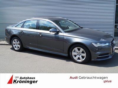 gebraucht Audi A6 3.0TDI quattro Tiptronic S line selection LED Nav