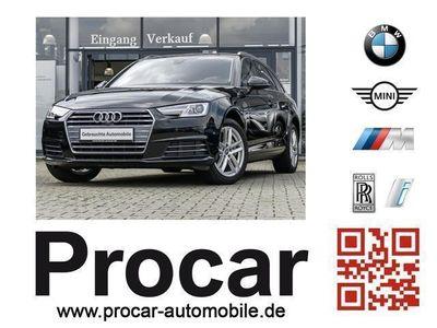 käytetty Audi A4 Avant 2.0 TDI sport