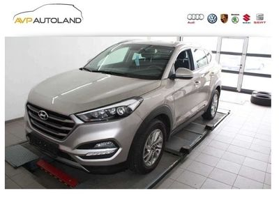 gebraucht Hyundai Tucson 1.6 4WD DCT 4WD Navi|DAB-Radio|LED