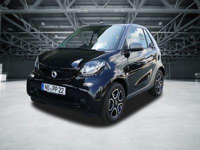gebraucht Smart ForTwo Cabrio 66kW turbo twinamic prime LED SHZ