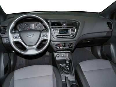 gebraucht Hyundai i20 blue 1.0 T-GDI Passion SHZ KLIMA LM-Felgen