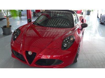 gebraucht Alfa Romeo 4C Spider Spider 1750 TBI