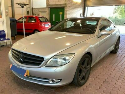 gebraucht Mercedes CL500 *BI-XENON DISTRONIC TOTWINKEL KEYLESS-GO*