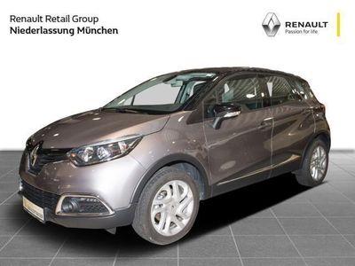 gebraucht Renault Captur 1.5 dCi 90 FAP LUXE Klimaautomatik, Navi, Sitzhei