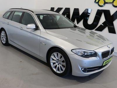 gebraucht BMW 530 d Aut. Touring +AHK schwenkb. +Bi-Xenon +Navi +Leder +Soft-Close +4xShz +Elektr. Sitze +Park-Assistent +Luftfederung Hinterachse +Elektr. Heckllape
