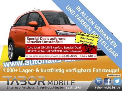 gebraucht Opel Crossland X 1.2 Turbo 130 Aut. Enjoy Tempo in Kehl