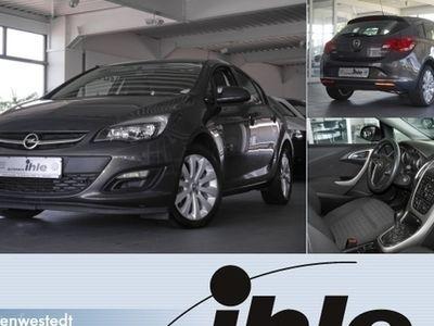 gebraucht Opel Astra 1,4 Turbo PDC+17'+MP3+Tempomat+Shz+RDKS