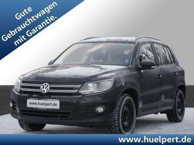 gebraucht VW Tiguan VW 2.0 TDI Trend + Fun GRA, MFL-Leder