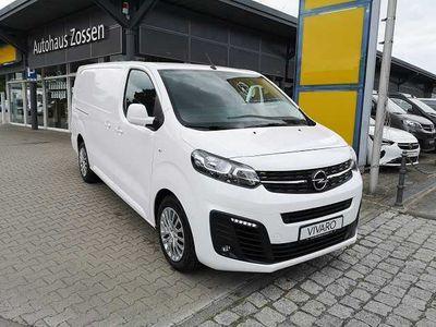 gebraucht Opel Vivaro 'Edition' L3 AZV Holzboden