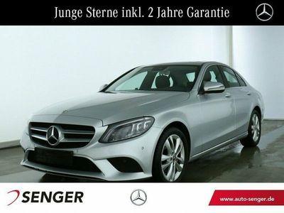 gebraucht Mercedes C180 +Avantgarde+Multibeam-Led+Assistenz+SD+ Fahrzeuge kaufen und verkaufen