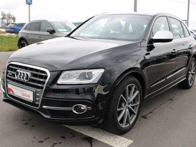 gebraucht Audi SQ5 3.0 TDI AHK Navi Xenon GRA PDCplus FIS MMI N