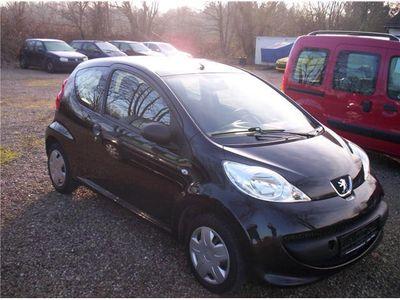 gebraucht Peugeot 107 EURO 4, ZV., ABS, HU NEU, 2.JAHRE GARANTIE*