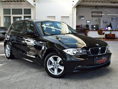 gebraucht BMW 120 d Advantage # 5 Türer # PDC # SHZ # 2. Hand
