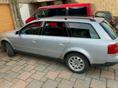 gebraucht Audi A6 Avant 1.9 TDI TÜV neu 269000 KM Klima AHK als Kombi in Rheurdt