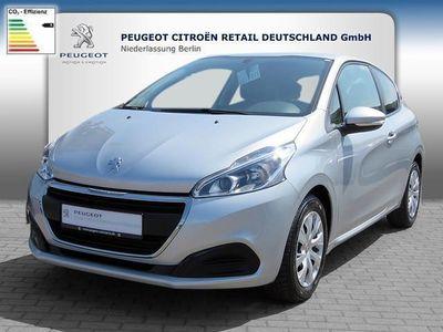 gebraucht Peugeot 208 Style BlueHDi 100 Stop & Start KLIMA NAVI
