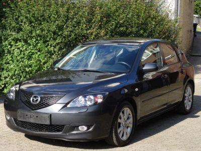 käytetty Mazda 3 1.6 Sport Aut. Active/Klimaaut./Xenon/Multi.