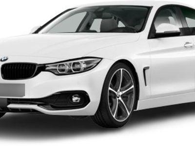 gebraucht BMW 420 Gran Coupé 420 Gran Coupé i Sport Line EURO 6 Aut Navi LED HUD Temp Klima