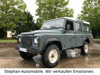 gebraucht Land Rover Defender 110 Td4/1.Hand/ROSTFREI