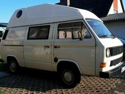 gebraucht VW T3 TÜV Neu mit H & 4 Sitzplätze Camper