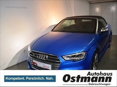 gebraucht Audi S3 Cabriolet 2.0 TFSI quattro Navi*Leder