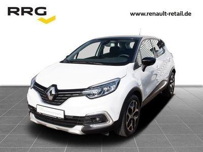 gebraucht Renault Captur 1.3 TCe 150 INTENS EDC Automatik, Rückfah