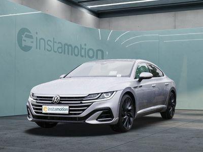 gebraucht VW Arteon Arteon2.0 TDI DSG R-Line 4M VOLL Leder P-Dach