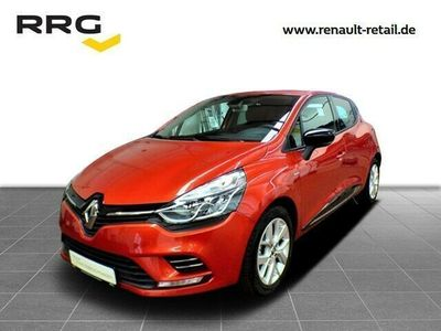 gebraucht Renault Clio IV IV TCe 90 Limited Navi + Deluxe Paket