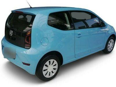 gebraucht VW up! up! 1.0 move up! Klimaanlage Klima el. Fenster