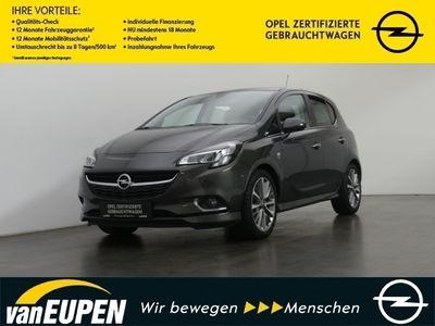 gebraucht Opel Corsa E Innovation - Klimaauto,LM,OPCLine,Xenon,Sitzh,PDC