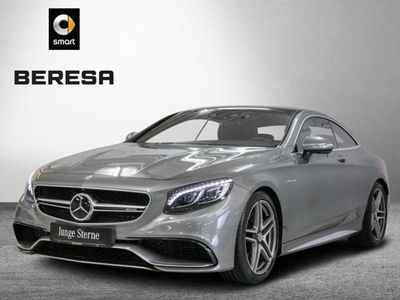 gebraucht Mercedes S63 AMG AMG 4M Coupé Sitzklima Nachtsicht Drivers