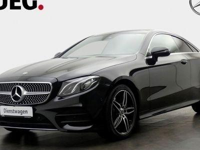 gebraucht Mercedes E200 AMG Coupe