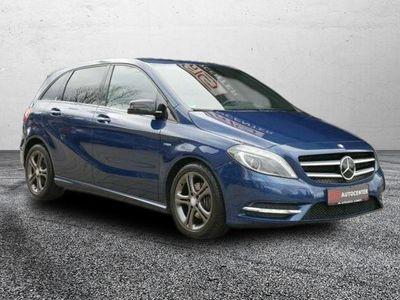 "gebraucht Mercedes B180 CDI Sport-Paket Xenon Navi 17""Räder PDC"