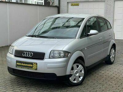 gebraucht Audi A2 1.4 TDI Euro4 Scheckheft Klimaautomatik