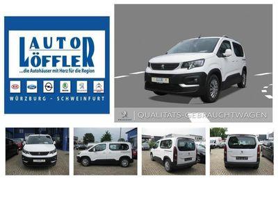 gebraucht Peugeot Rifter ACT L1 HDI100