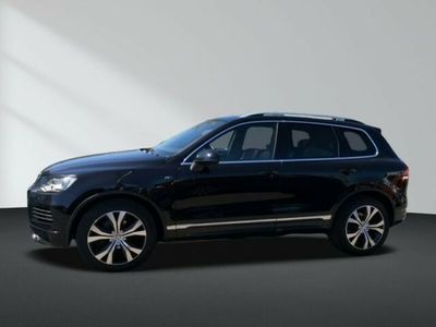 gebraucht VW Touareg Exclusive 3.0 V6 TDI Blue Motion DPF Automatik