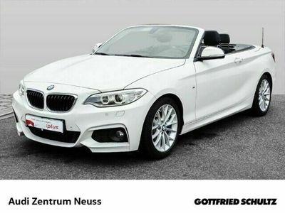 gebraucht BMW 220 2er Cabriolet - d M Sport Design