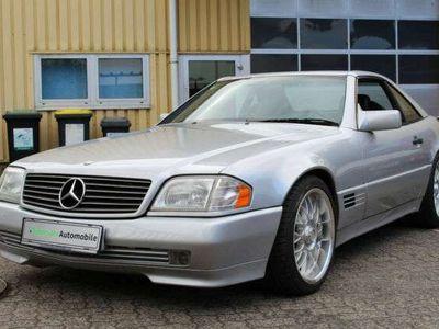 gebraucht Mercedes 300 SL·Leder·Tempomat·Sitzheizung·Hardtop