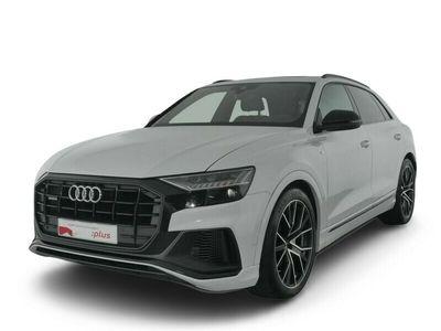 gebraucht Audi Q8 55TFSI 3 x S line/HD-Matrix/Pano/Technol/LM22
