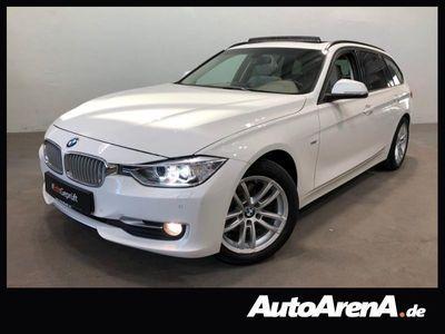 gebraucht BMW 320 d **Panorama/Xenon