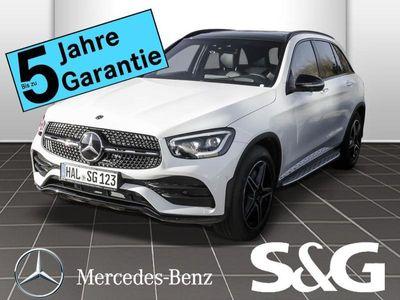 gebraucht Mercedes 400 GLCd 4M AMG line Standhzg./Multikontursitz/