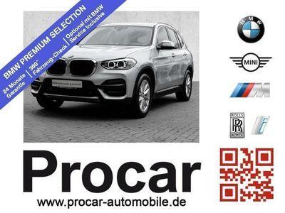 gebraucht BMW X3 xDrive30i ADVANTAGE AT Aut. Navi Business