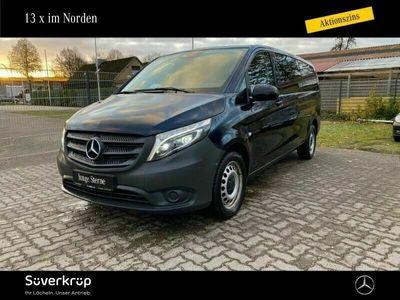 gebraucht Mercedes Vito 116 CDI Tourer Pro/extral./Klima/Kamera/LED als Van/Kleinbus in Neumünster